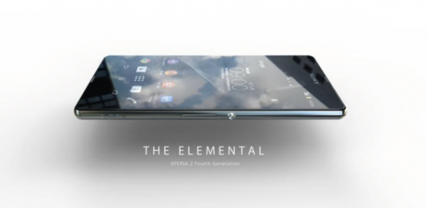 Photo : Sony Xperia Z4