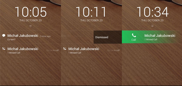 Photo : Next Lock Screen