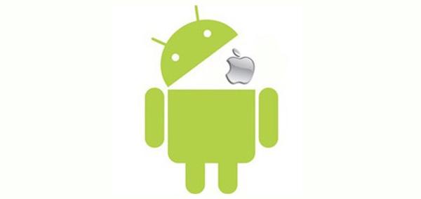 Photo : Android préféré à IOS