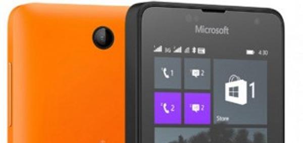 Photo : Lumia 430