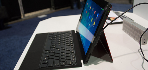Photo : Remix Ultra-Tablet