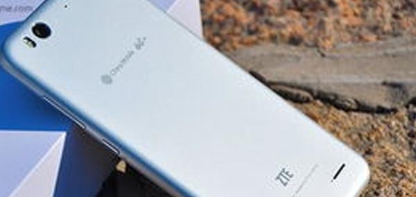 Photo : ZTE Blade S6 Plus