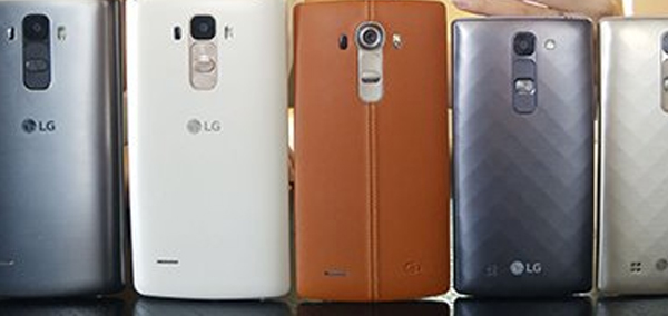 Photo : LG G4 Stylus