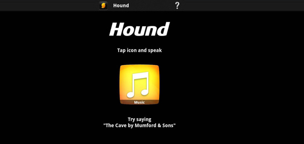 Application : Hound