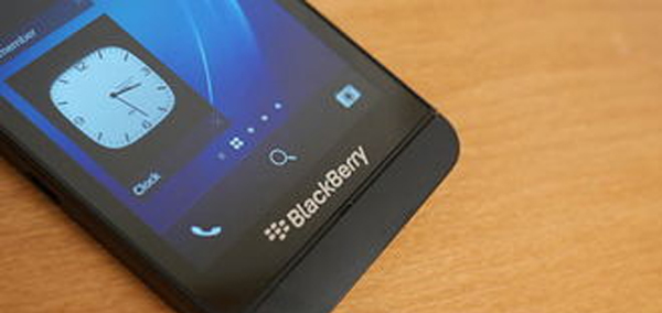 Photo : BlackBerry Venice