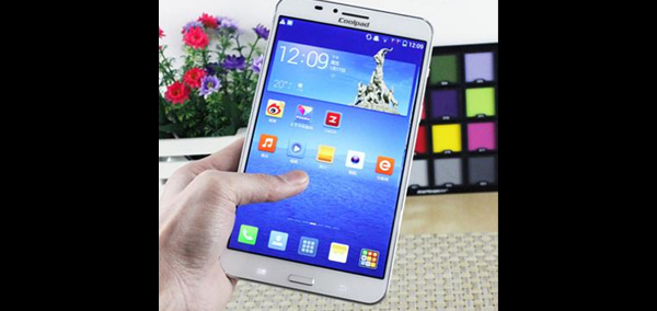 Photo : coolpad Dazen Note 3