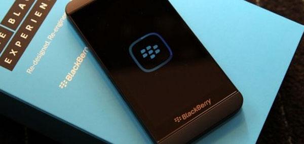 Photo : Blackberry