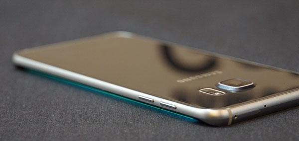 Photo : Samsung Galaxy S6 Edge