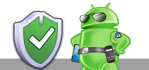 Photo : Android Sécurité