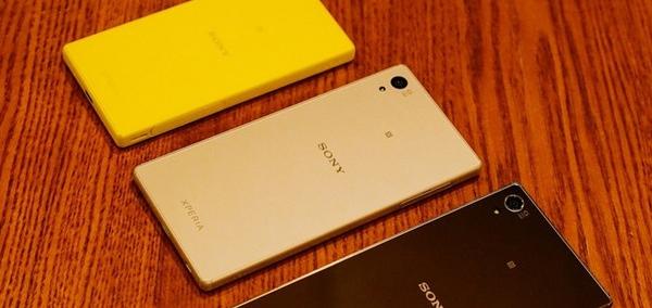 Photo : Sony Xperia Z6