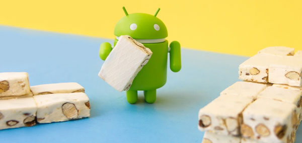 Photo : Android Nougat