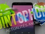 Photo : Android 7 Nougat