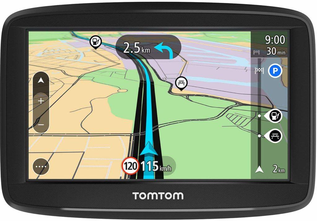 GPS auto pas cher