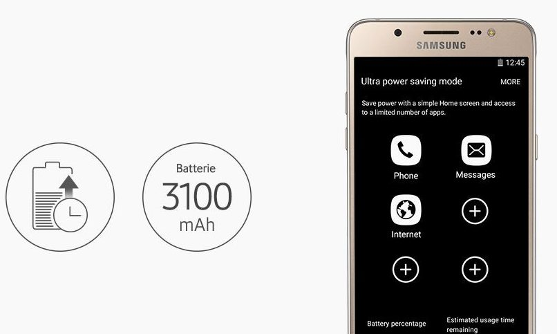 batterie samsung galaxy j5 2017