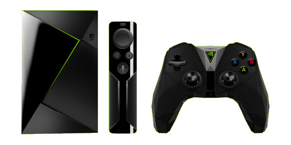 NVIDIA Shield Box Android TV