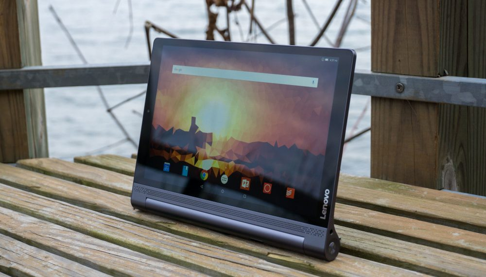 tablette Lenovo Yoga Tab 3 Pro conception