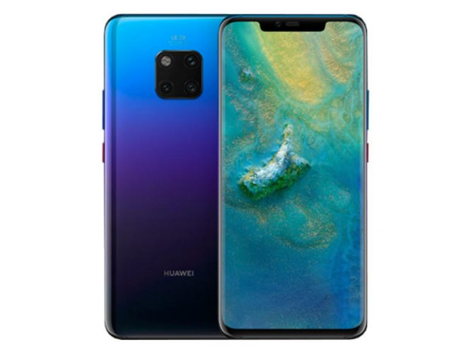 Huawei Mate 20 Pro UPDATE android