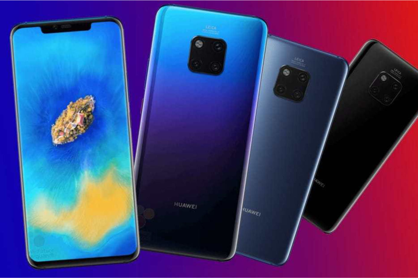 huawei mate 20 pro android update tout savoir