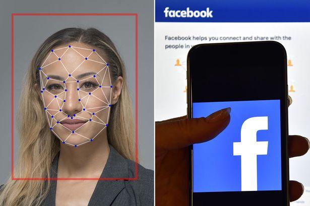 Facebook reconnaissance facial