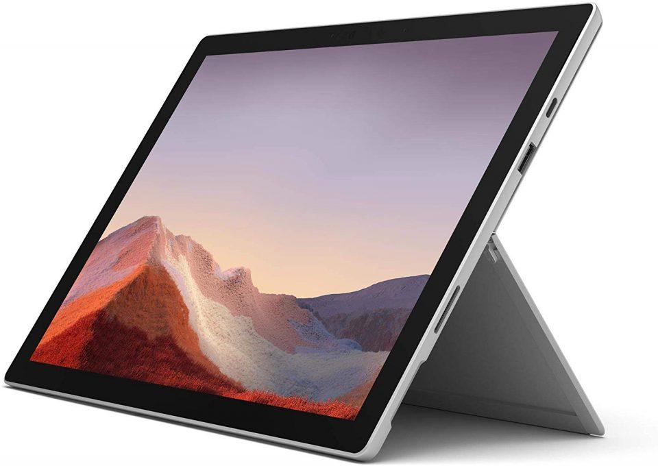 tablette hybride Microsoft Surface Pro 7