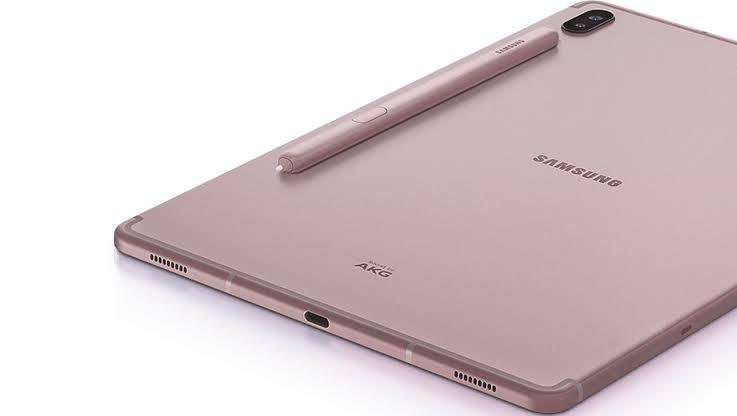 Samsung galaxy tab s6 5G 1