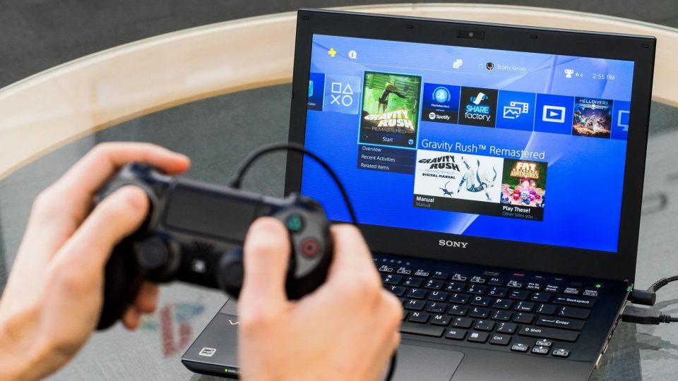 brancher manette PS4 dualshock 4 sur pc