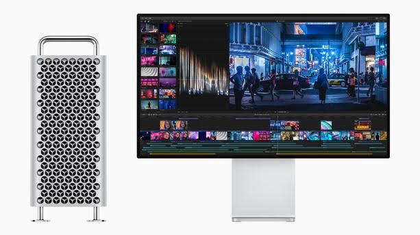 apple mac pro et ecran pro display XDR