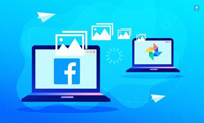 Facebook transfert photo sur google photos