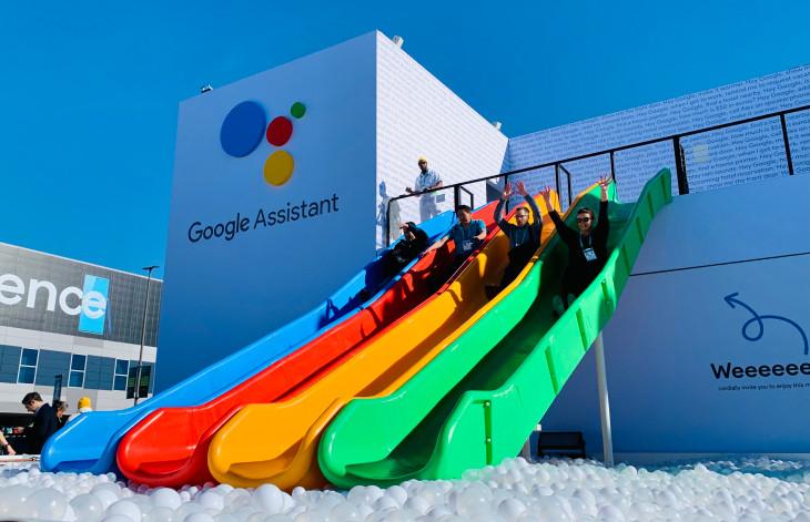 google assistant CES 2020