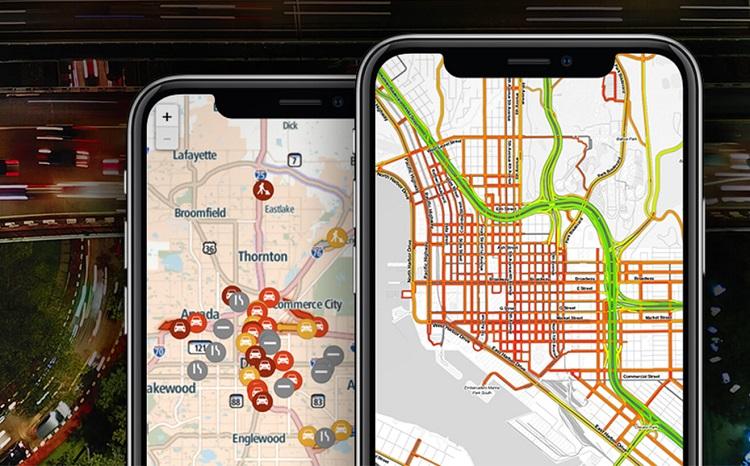 huawei et tomtom un partenariat pour remplacer google maps