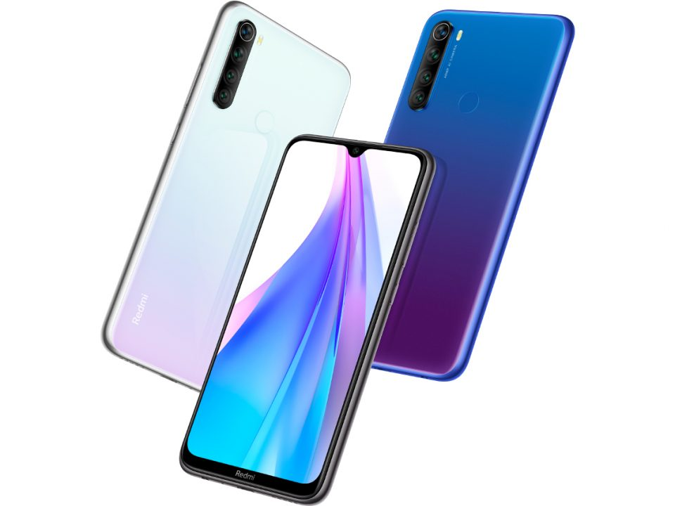 Xiaomi redmi note 8t