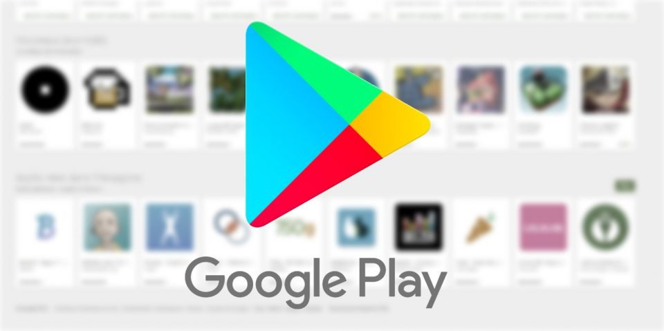 google play store nouveautés