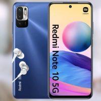 Xiaomi Redmi Note 10 5g : Ma note !